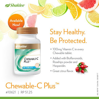 Image result for chewable vitamin c shaklee