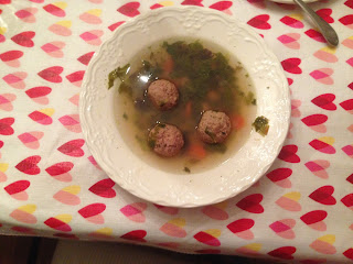 Italian wedding soup, clean eating Italian wedding soup, healthy Italian wedding soup, www.alysonhorcher.com,alysonhorcher@gmail.com, https://www.facebook.com/FitHappyHealthyTogether/, hungry?, eat healthy food, don't deprive yourself, healthy eating 80 20 rule