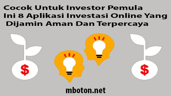 KoinWorks LandX Ajaib Bibit Bareksa HSB Investasi Tanamduit Ipot Go
