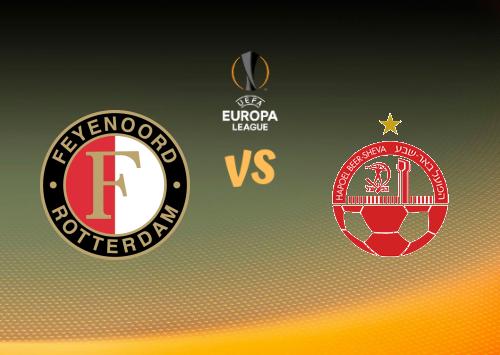 Feyenoord vs Hapoel Be'er Sheva  Resumen