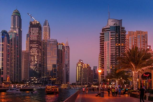 Travel, Dubai