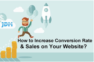 How to Increase Conversion Rate & Sales on Your Website?