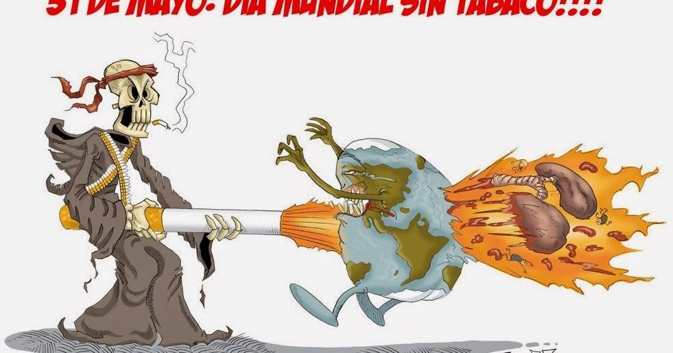 31 De Mayo: Día Mundial Sin Tabaco... Humor Para