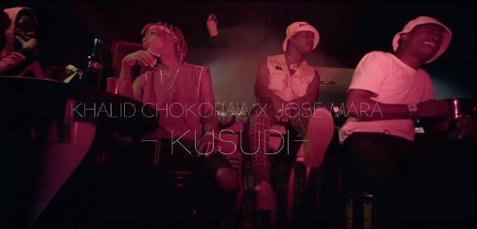 VIDEO | Mo Flavour Ft Kharid Chokoraa & Jose Mara – Kusudi | Download New song