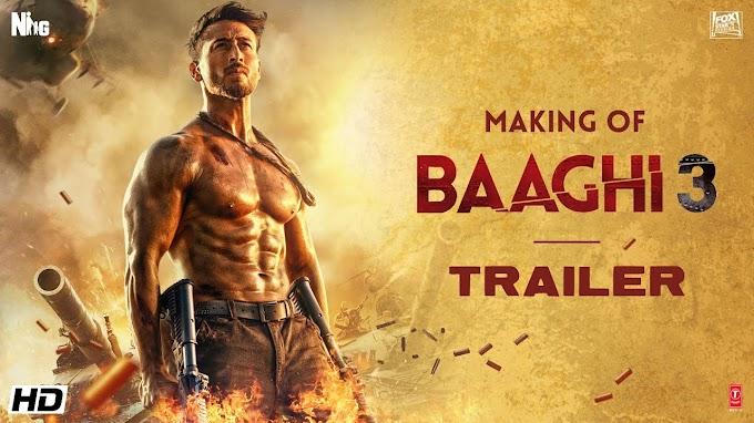 Baaghi 3 | Official Trailer | Shraddha Kapoor, Tiger Shroff, Riteish Deshmukh