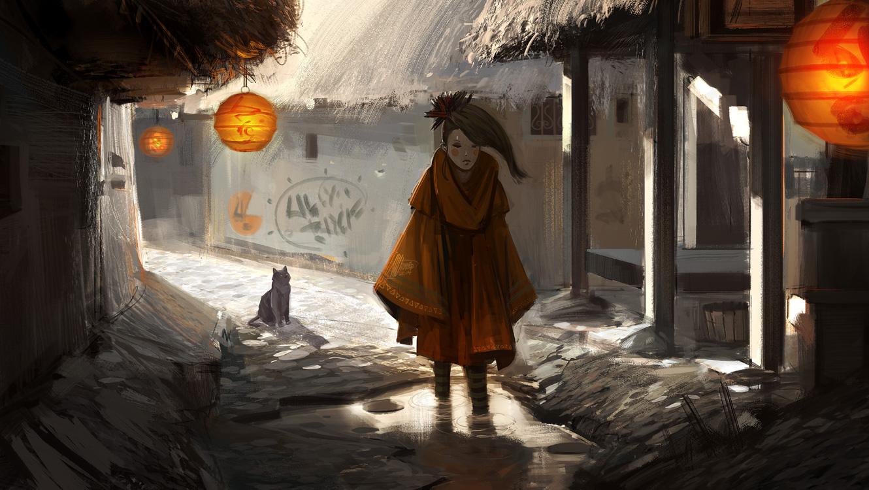 Illustrations By Sina Pakzad Kasra