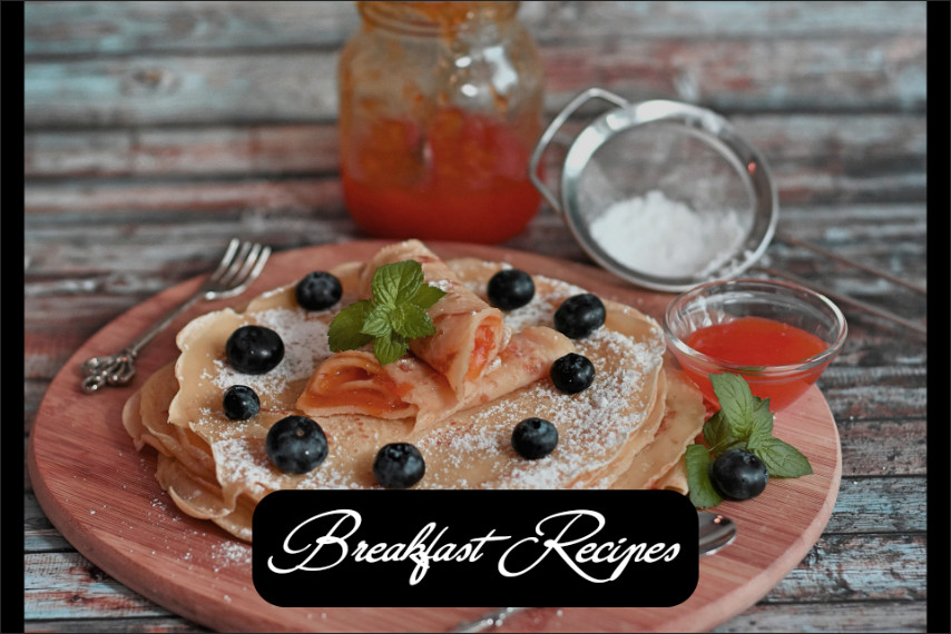 Easy and Simple Crepe