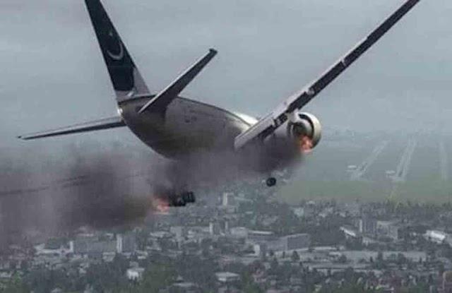 Pakistan Plane Crash: Lahore से Karachi जा रहा प्लेन हुआ क्रैश, 90 से ज्यादा लोग...