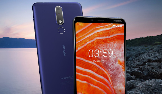 Nokia 3.1 Plus with 6″ HD+ Display & 13MP Dual Cameras Launched
