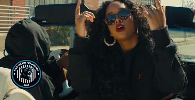 HER convoca Pop Smoke, A Boogie Wit da Hoodie e Chris Brown para remix de 'Slide'
