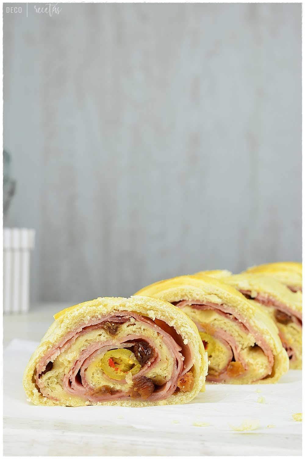 pan de jamon venezolano recta de pan de jamon receta de pan de jamon recetas de pan jamon
