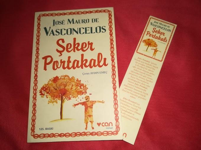 Şeker Portakalı Jose Mauro de Vasconcelos