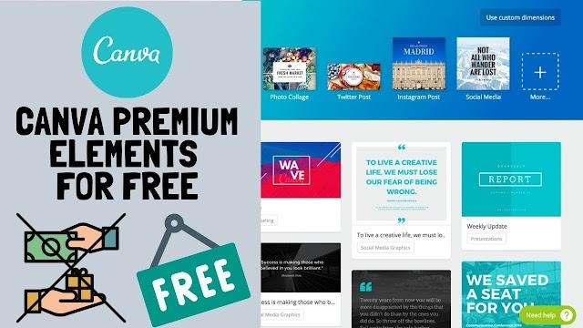 Mẹo tạo tài khoản Canva Premium VIP miễn phí