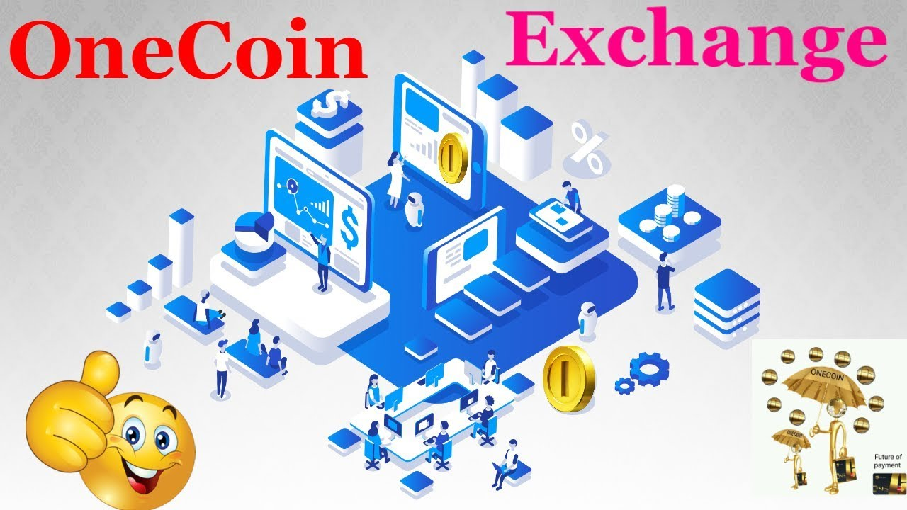 OneCoin Exchange of Major Point - mdenews online