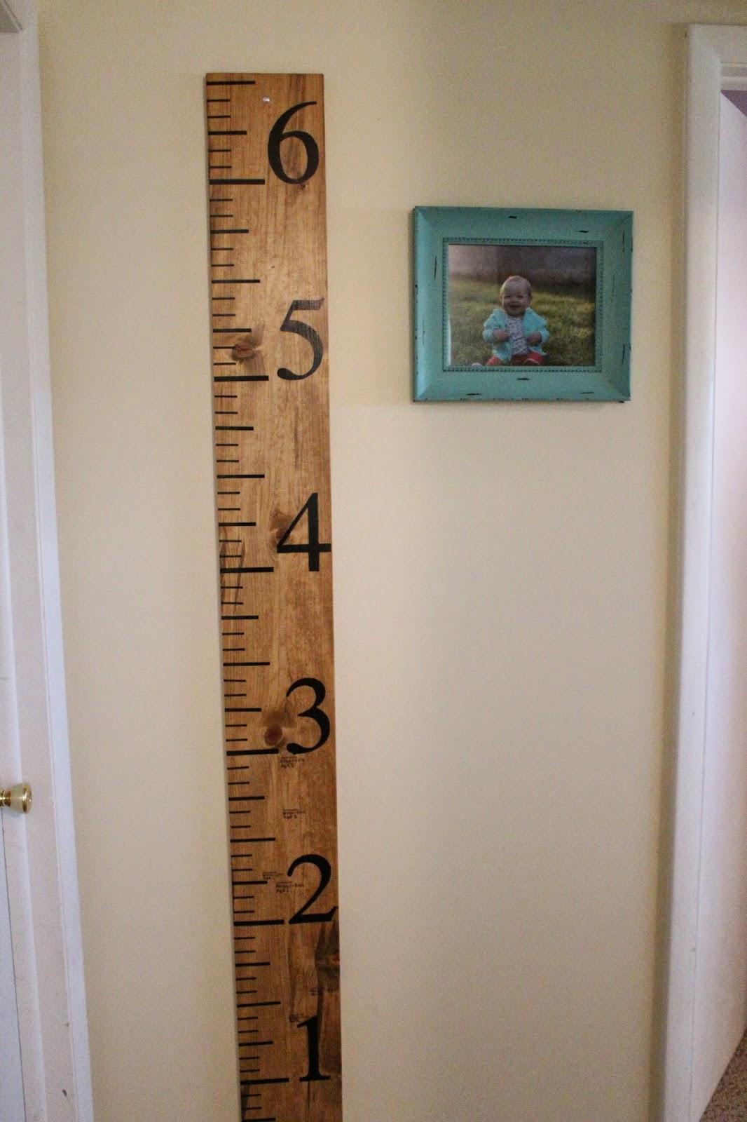 Wood Growth Chart Tutorial