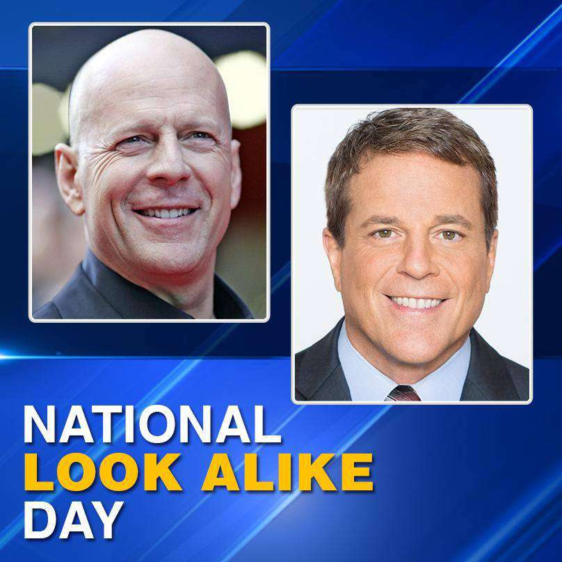 National Look-Alike Day Wishes For Facebook