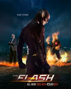 Nonton The Flash Season 1