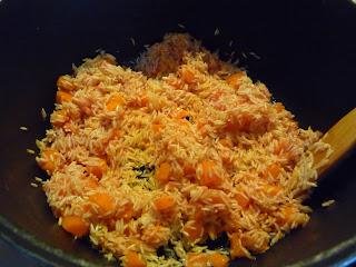 Arroz a la mexicana gastronomia cocina mexicana