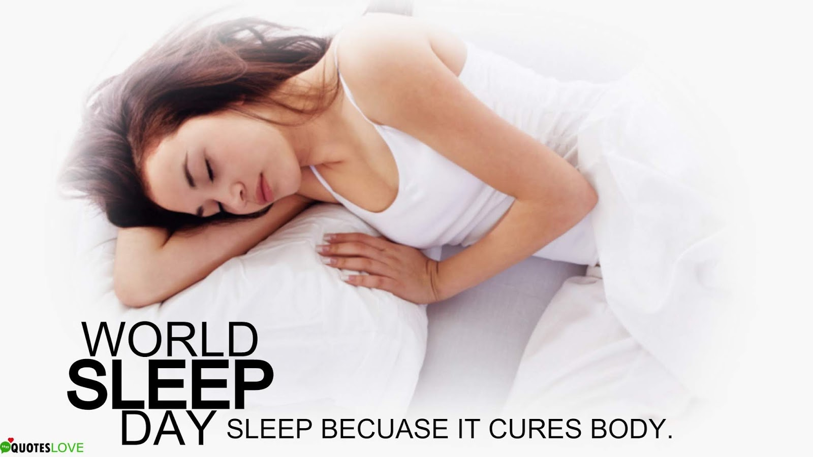 (Latest) World Sleep Day Images, Poster, Wallpaper