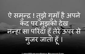 Ego & Attitude Mix status in hindi