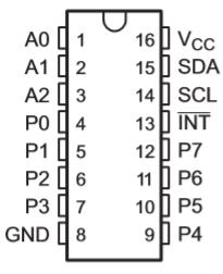 Armdroid 1: I2C Port Expander