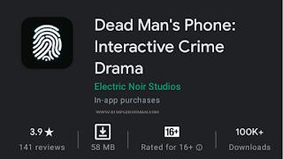 भारतीय मूल के सीईओ ने बनाया मोबाइल गेम Dead Man's Phone, खिलाड़ियों को बना रहा जासूस