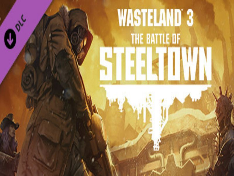 Download Wasteland 3 The Battle of Steeltown Game PC Free