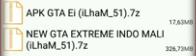 (Update) GTA Extreme Indonesia 300MB dan Cara Pasangnya