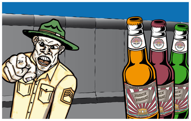 Dannys Getränkestube: Alkoholfreie Getränke