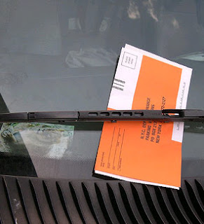 M&S Parking top neighborhoods NYC parking tickets