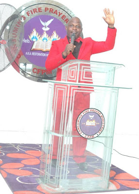 Meet Anyaoha Hilary Obinna of Consuming Fire Prayer Ministries, The New Wave Making Pastor In Lagos