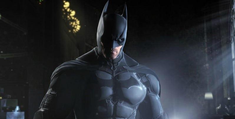 Batman Arkham Devs