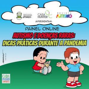 Painel on-line irá debater autismo e doenças raras