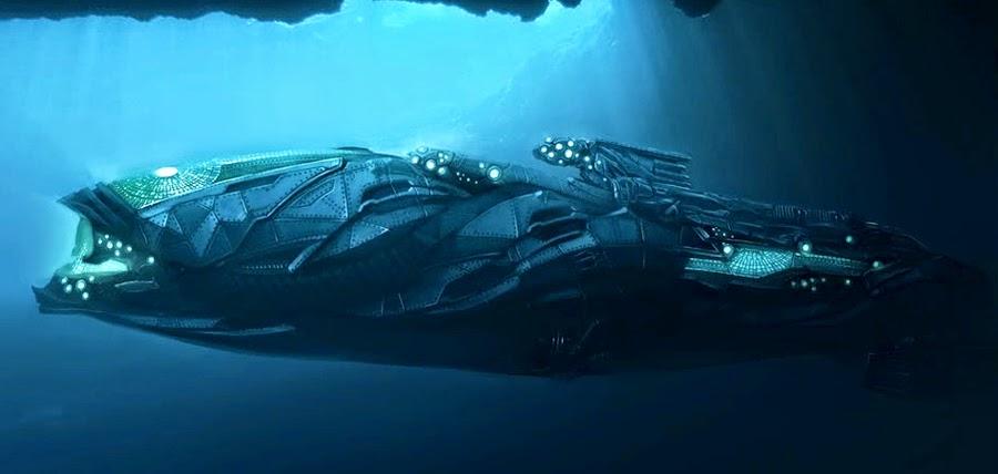 Concept modern pentru Nautilus
