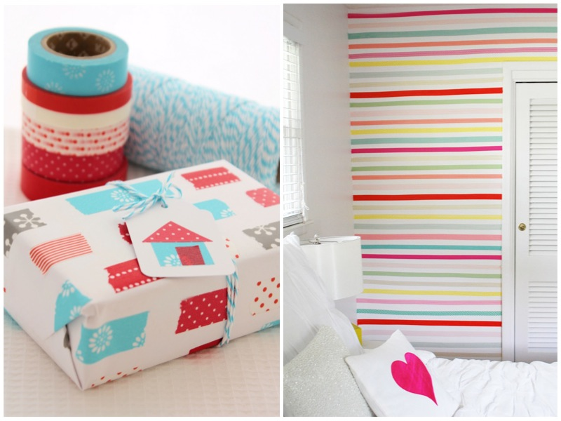 dippeldi scribble washi tape ideen vol 1. Black Bedroom Furniture Sets. Home Design Ideas