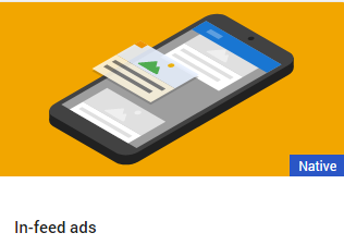 AdSense In-Feed Ads To Blogger