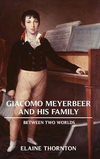 Elaine Thornton Giacomo Meyerberr and his family: Between two worlds; Valentine Mitchell