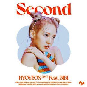 Lirik lagu Hyo Second Feat Bibi dan Terjemahan