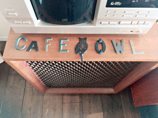 cafe OWL カフェ アウル