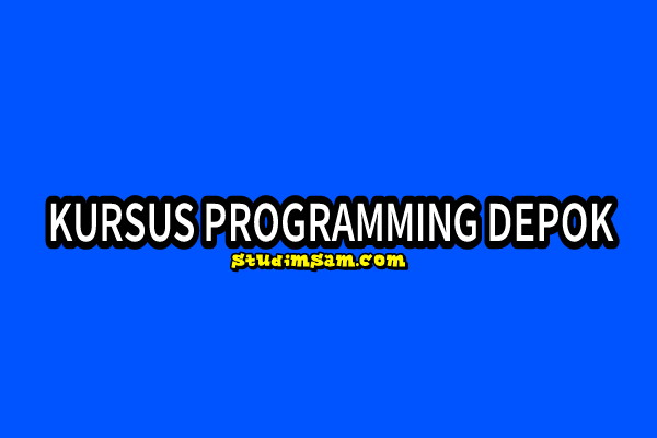 kursus programming depok