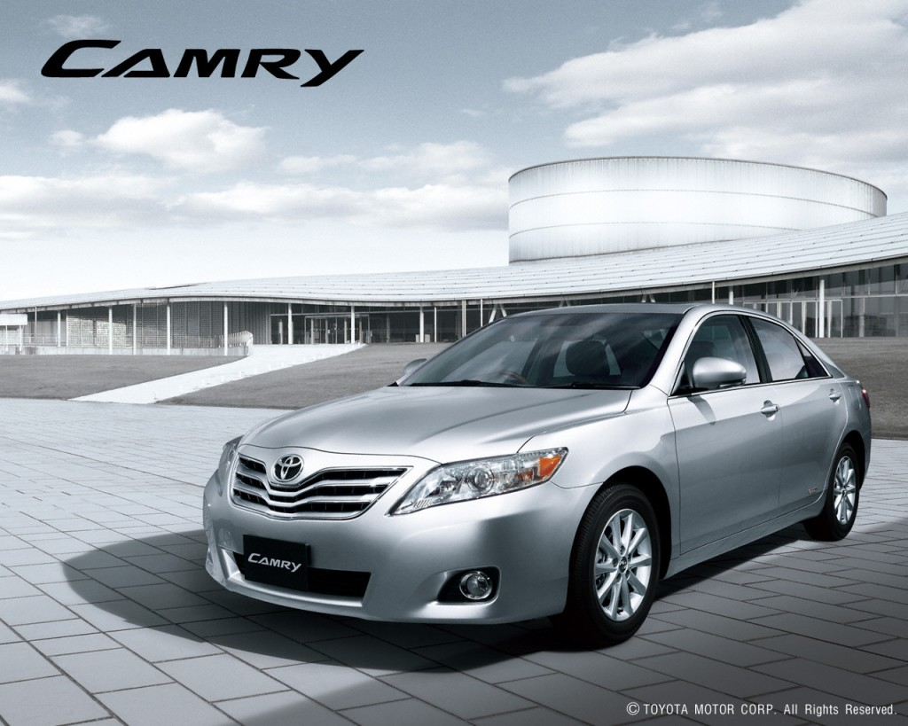 Toyota All New Camry 2012 Oli Kijang Innova Wallpaper 2011 Best Wall Papers With