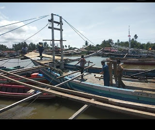 Di Gerai Pengukuran, Hubla Terbitkan  Pas Kecil Sebanyak 73.348  dan Buku Pelaut Nelayan Sejumlah 124.393
