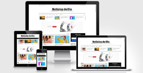 Template Blogger Noticias Do Dia