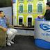 Dialogando na TV Sinal de Aracati, com secretário de esportes Rodrigo Pinheiro
