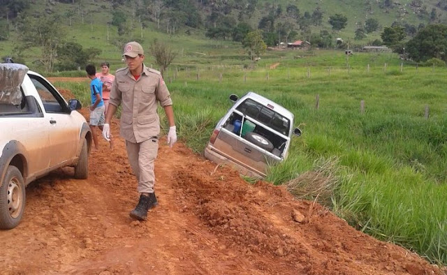 Pecuarista é executado a tiros dentro da própria camionete na beira da estrada