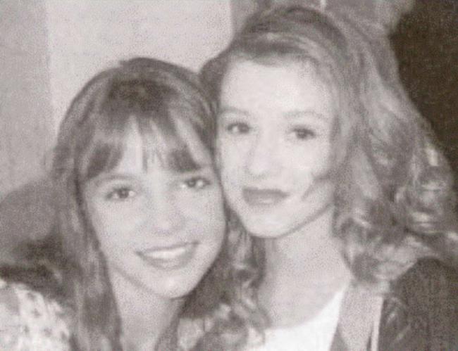 Britney Spears e Christina Aguilera