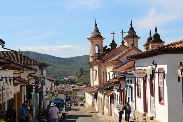 Blog Apaixonados por Viagens - 16 de Julho - Dia de Minas Gerais