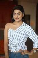Avantika Mishra in One Shoulder Crop Top and Denim Jeggings ~  Exclusive 016.JPG