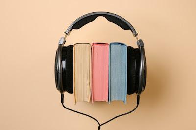 headset untuk audiobook
