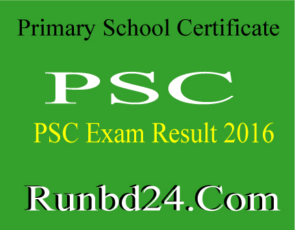 PSC Exam Result bd